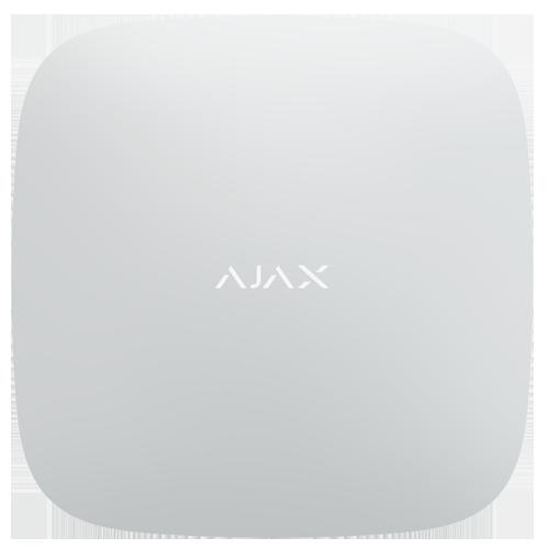 AJAX Central hvid GSM+LAN HUB2-W